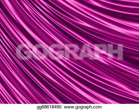Silk clipart purple Elegant silk Clipart Drawing Drawing