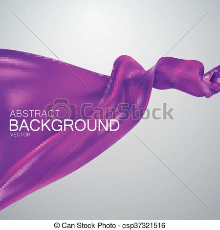 Silk clipart purple Download Purple csp37321516 Illustration Silk