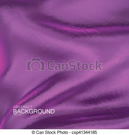 Silk clipart purple Fabric silk with Purple purple