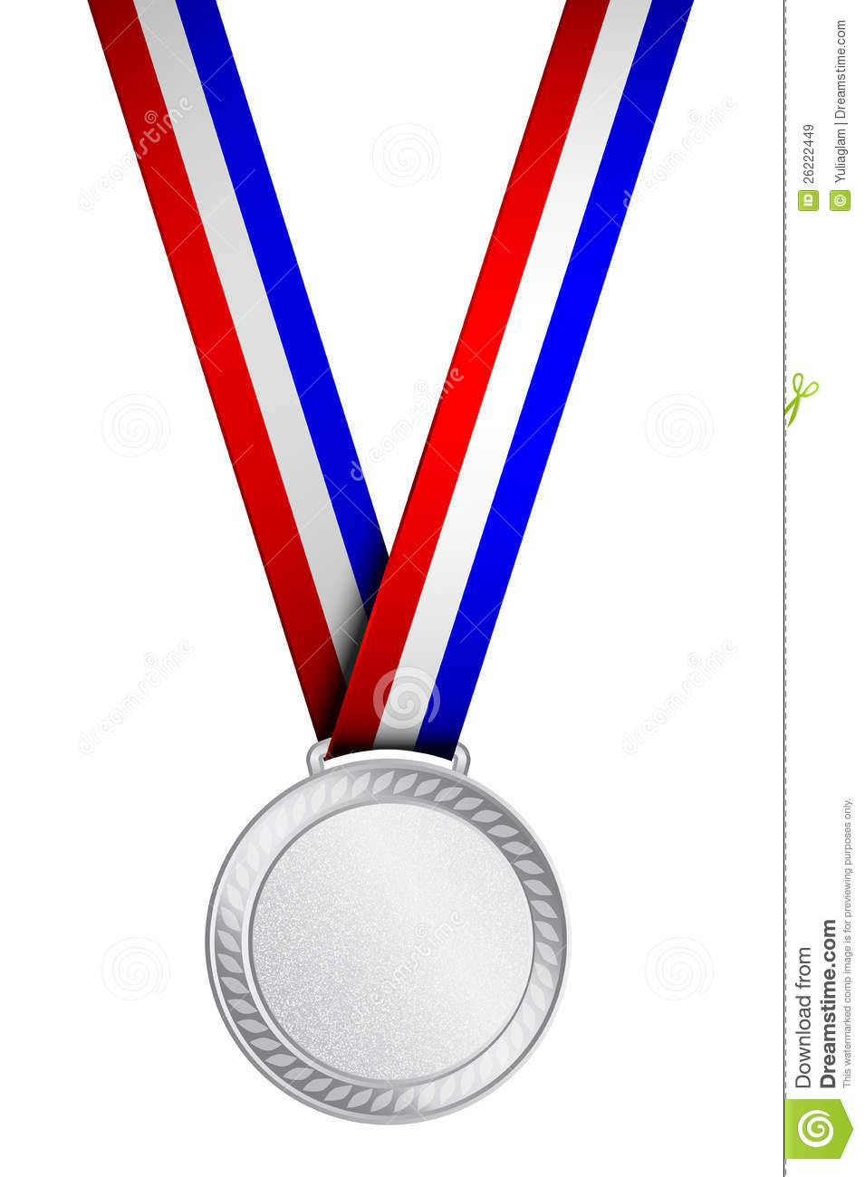 Silver clipart Award Download Medal Clipart Silver