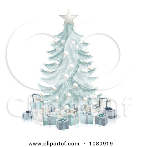 Silver clipart blue christmas Clipart Gift China Boxes Blue