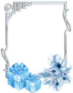 Silver clipart blue christmas Christmas christmas blue png