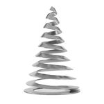 Silver clipart christmas tree  Illustrations tree Stock white