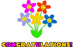 Right clipart congratulation Congratulations congrats Clipart Congratulations Free