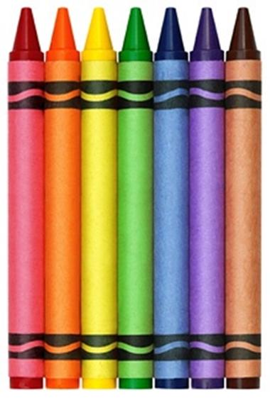 Crayon clipart school Art CLIP School CRAYONS CRAYONS
