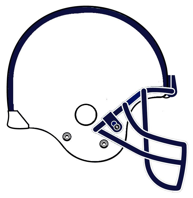 Navy clipart football helmet #2