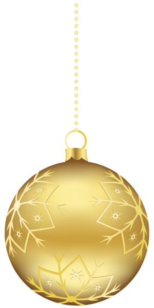 Yellow clipart ornament PNG Gold Clipart 93 about