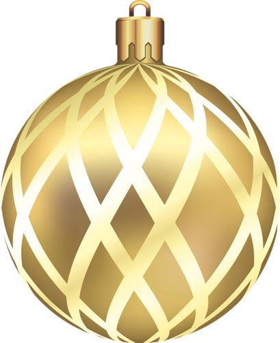 Yellow clipart ornament Cliparts Gold Cliparts Zone Ornaments●