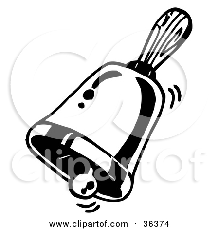 Silver clipart jingle bell White Art art Bell clipart