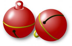 Silver clipart jingle bell Red Download Jingle Bells Art