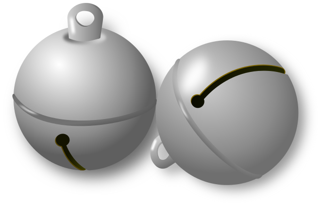 Silver clipart jingle bell /holiday/Christmas/bells/jingle_bells silver jingle jingle