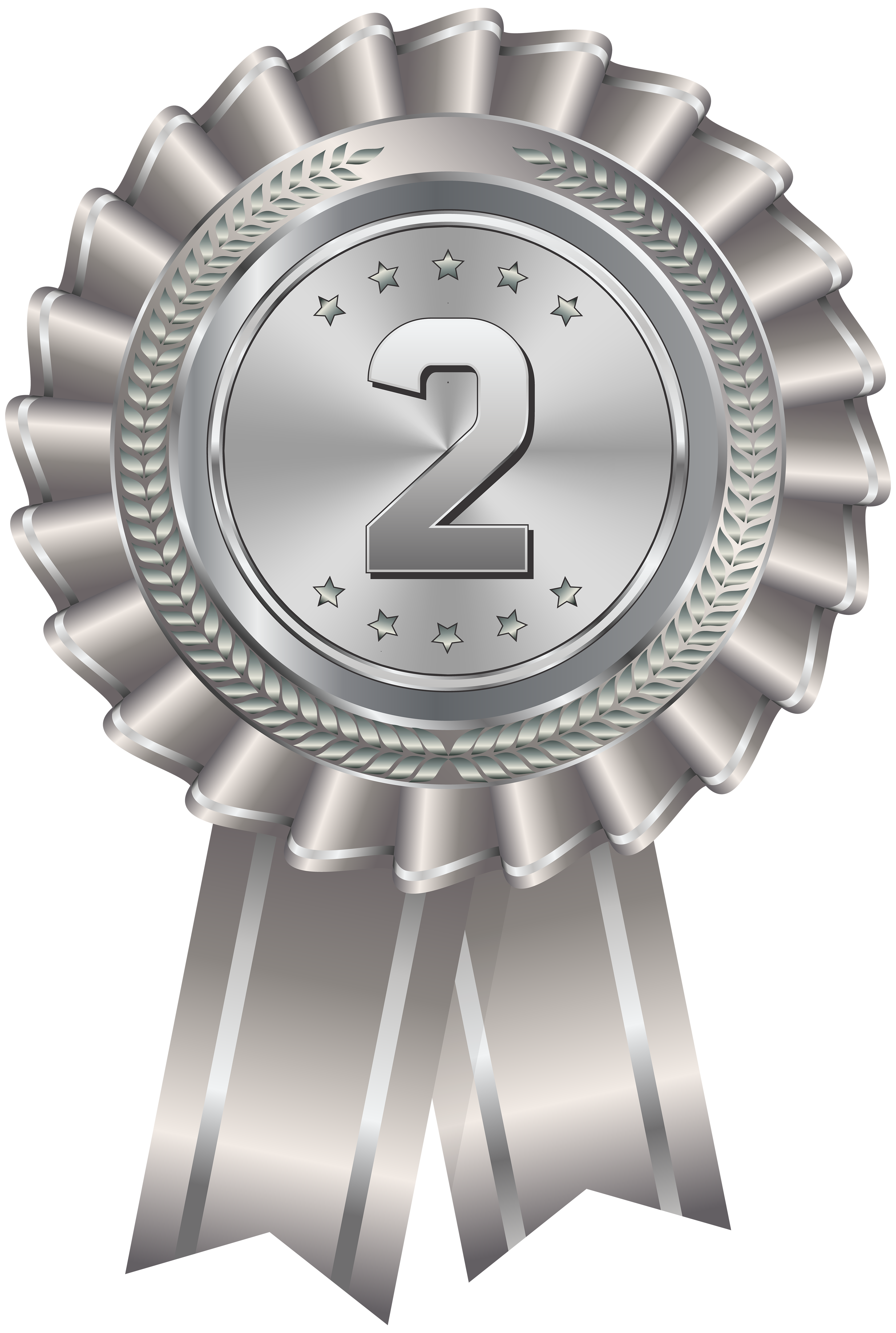 Silver clipart many medal Clip PNG Silver Medal View