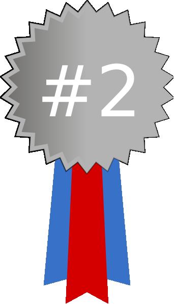 Silver clipart many medal  Clker Medal domain Clker