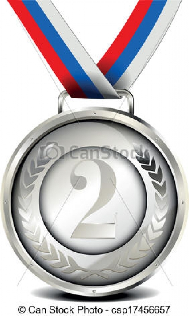 Silver clipart many medal Illustrations silver and medal
