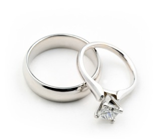 Silver clipart married ring Wedding Silver clip rings gallery