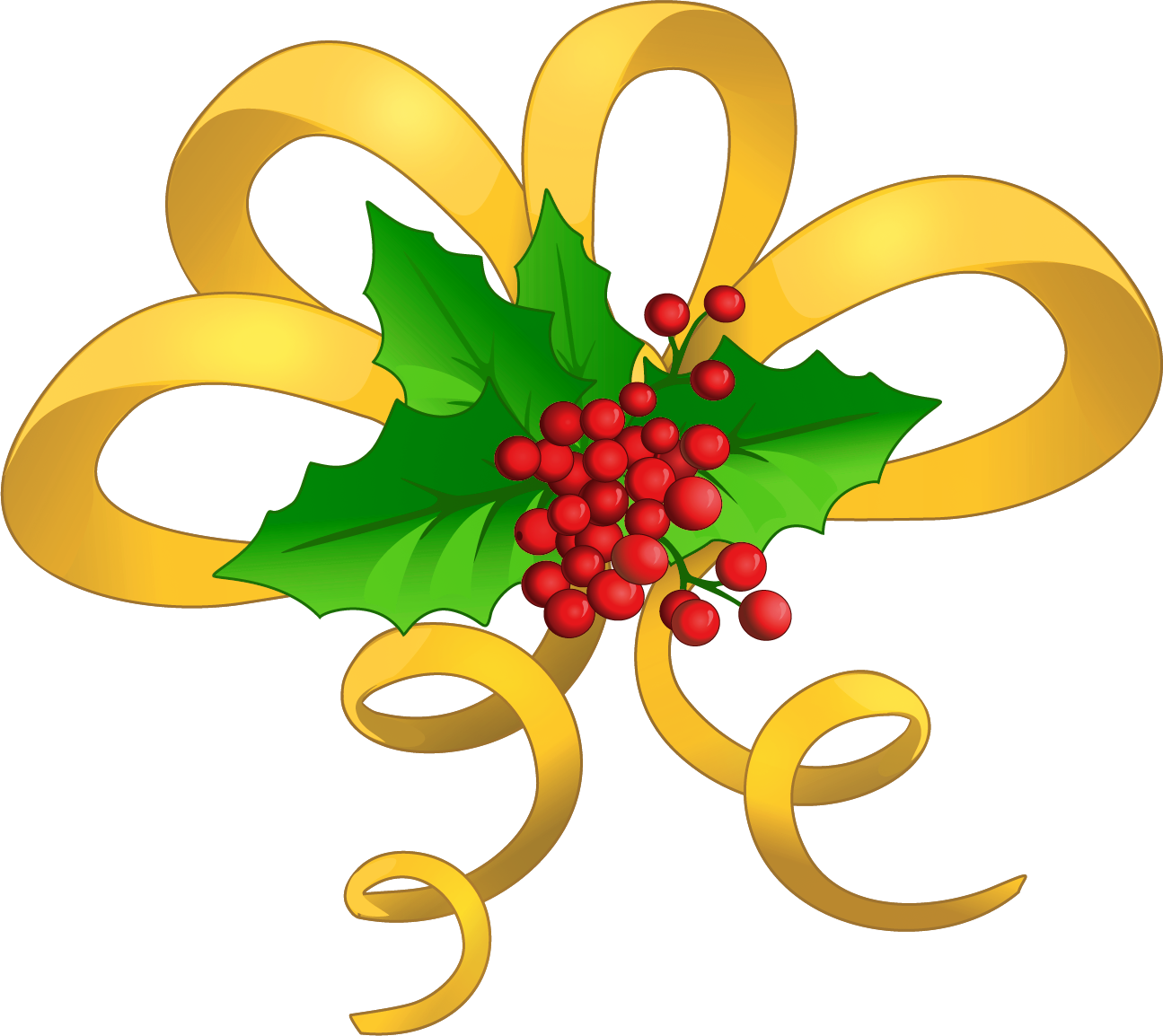 Silver clipart mistletoe Christmas full View Gallery Clipart