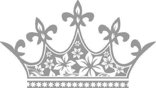 Silver clipart princess crown Crown Princess Crown Clipart Silver