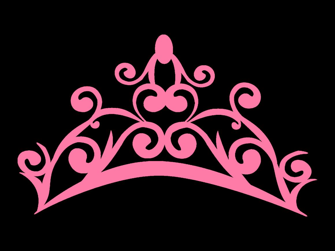 Silver clipart princess crown Vector Crown  Art Clip