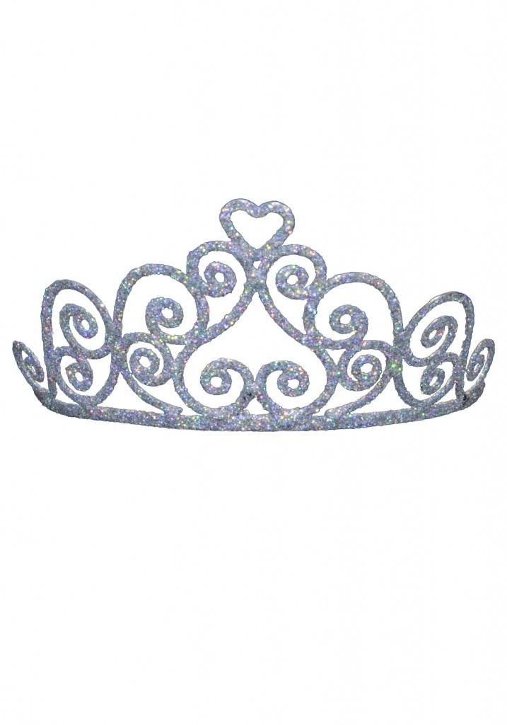 Silver clipart princess crown Crown Queen Clipart Tiara Free