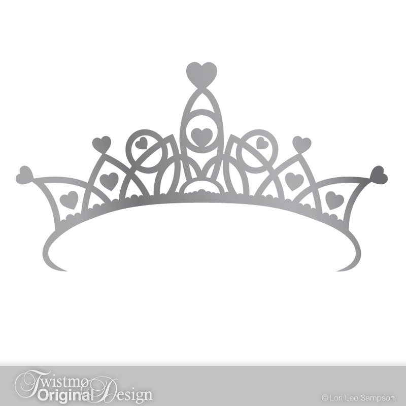 Silver clipart princess crown Princess Hearts Princess Clipart Cliparts
