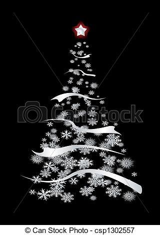 Silver clipart silver christmas Inspired modern silver xmas silver