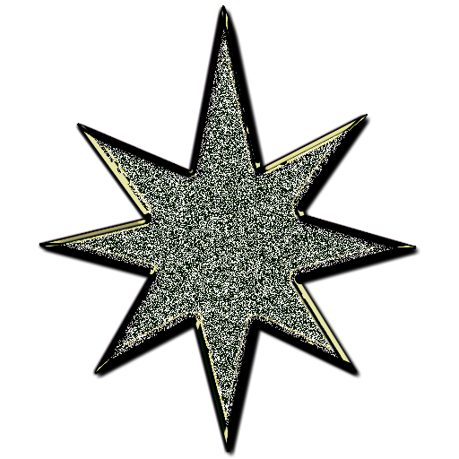 Silver clipart silver glitter star Glitter Silver Clipart Star D