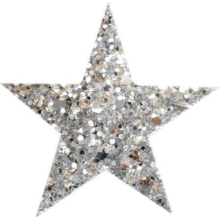 Silver clipart silver glitter star Star Star Cliparts glitter Silver