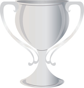Trophy clipart trophy cup Silver Trophy Clipart Download Silver