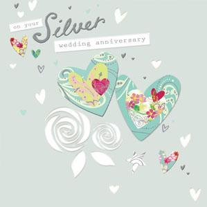 Silver clipart silver wedding anniversary On Anniversary On  95