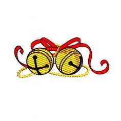 Sleigh clipart sleigh bells  Christmas Sleigh Bells Art