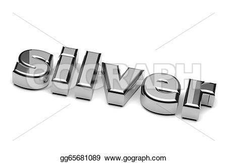 Silver clipart spoon sugar Word word 3d english GoGraph