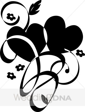 Wedding clipart two heart Heart Two Clipart Clipart Clipart