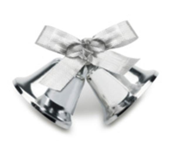 Bell clipart real Vector image art Wedding clip