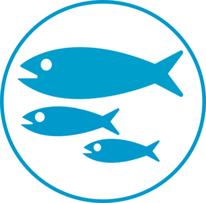 Simple clipart Clipart Clipart simple Blue Fish