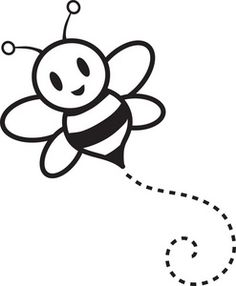 Bee Hive clipart animated baby White clipart  simple and