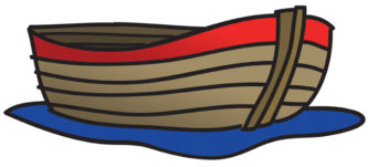 Brown clipart sailboat Simple Boat Clipart ClipartPen Boat
