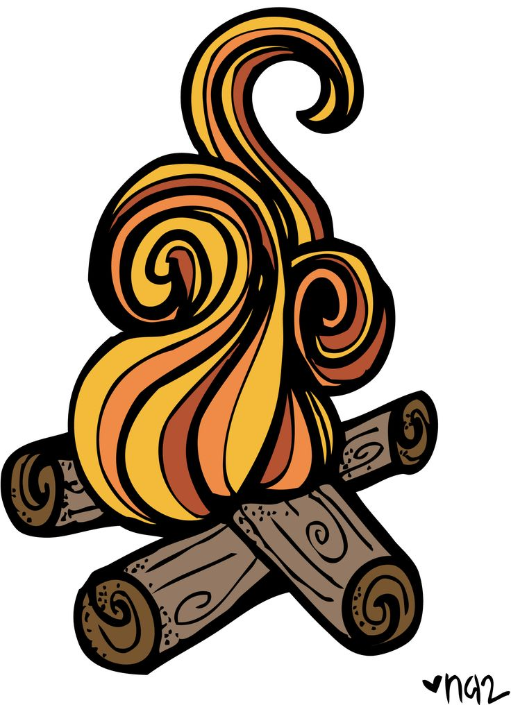 Campfire clipart random On images 68 CAMPFIRE about