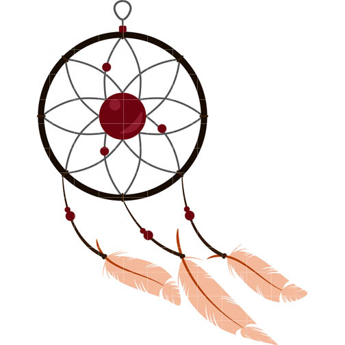 Dreamcatcher clipart geometric  Clipart Catcher Dream 504x504