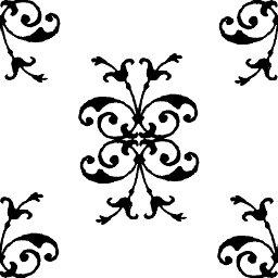 Simple clipart filigree On Filigree Clip Art Art