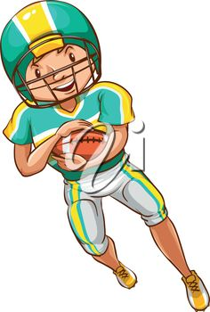Sport clipart proud Player football of Illustration Volleyball