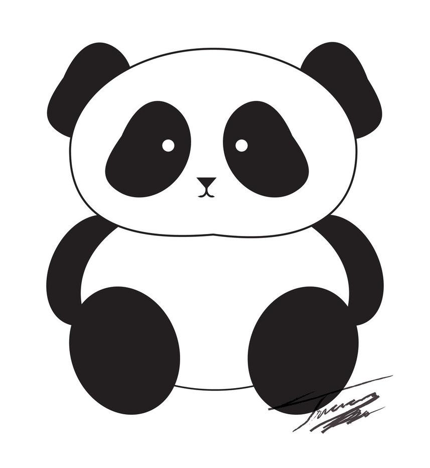 Red Panda clipart panda head #5