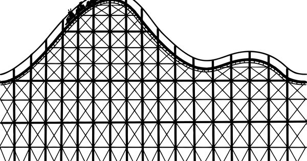 Simple clipart roller coaster Ideas Colossal Coaster coaster Vbs