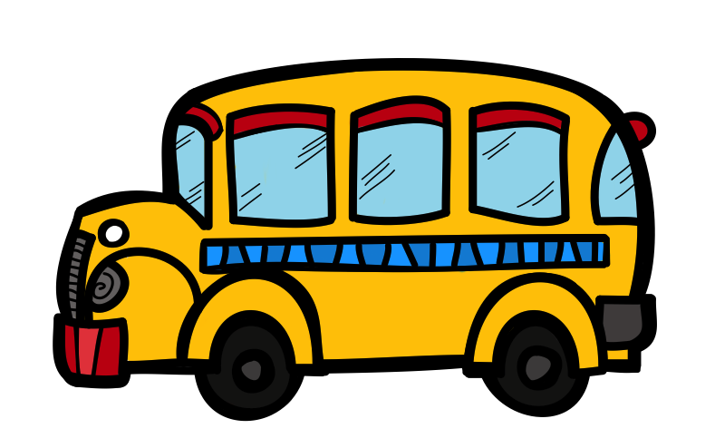 Apple clipart school bus Kid Cliparting 7 Free bus