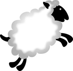 Simple clipart sheep Art Best  Best Sheep