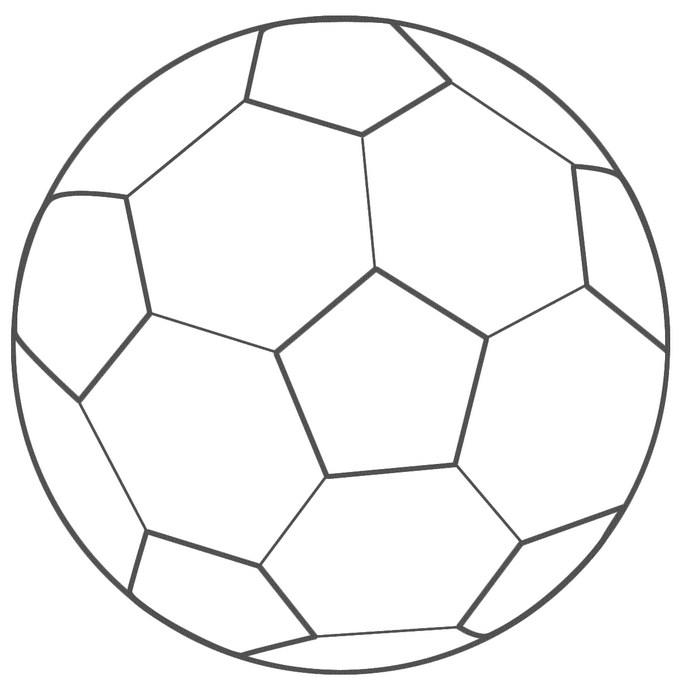Simple clipart soccer ball Soccer Download Ball White Ball