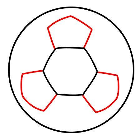 Simple clipart soccer ball Ball How A Soccer cartoon