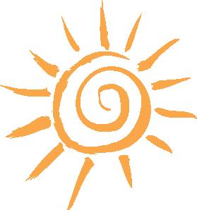 Simple clipart sunshine Com vector Sun Art