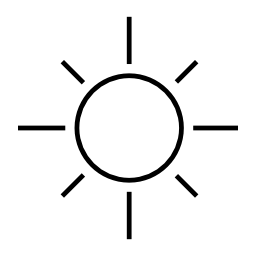Simple clipart sunshine Sun Outline Sunshine Cliparts Simple