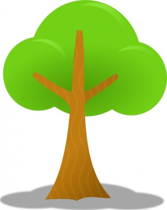 Simple clipart tree Clipart Free Images Simple Clipart