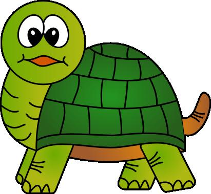 Turtoise clipart simple #3